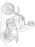 Motocross coloring pages. Free Printable Motocross ...