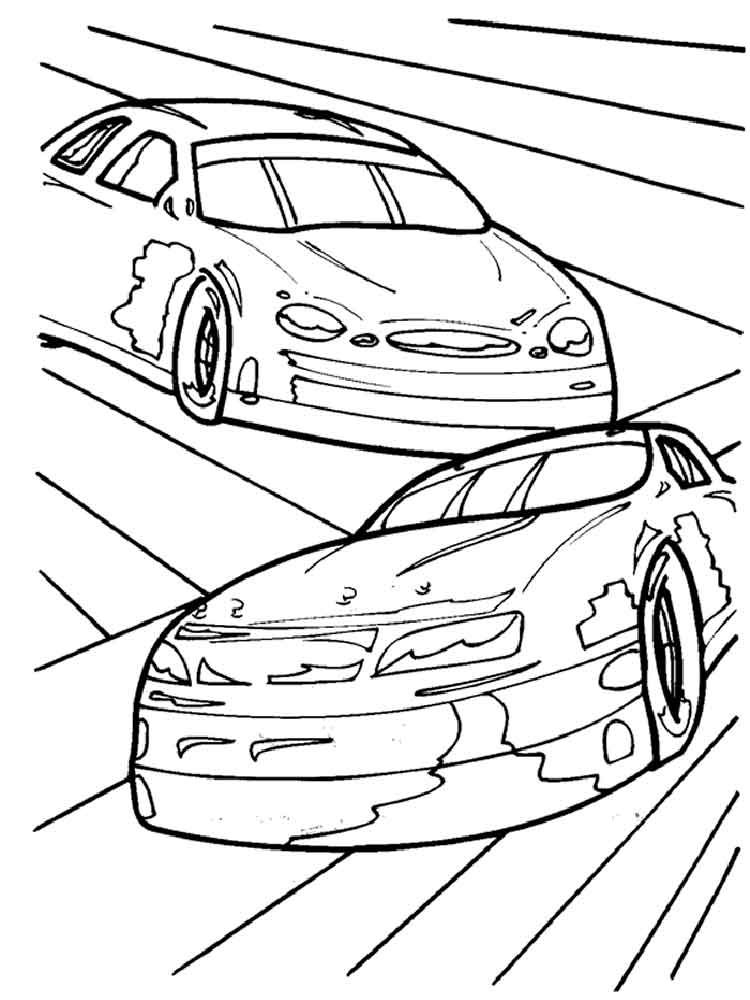 nascar coloring pages. free printable nascar coloring pages.