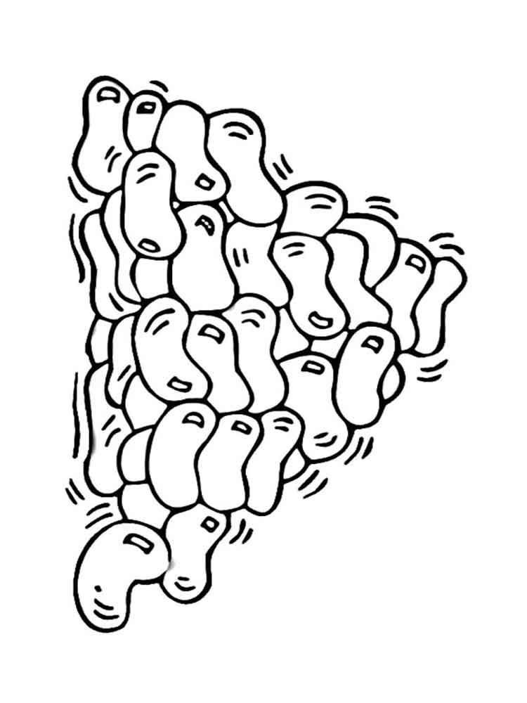 Beens Sheet Coloring Pages