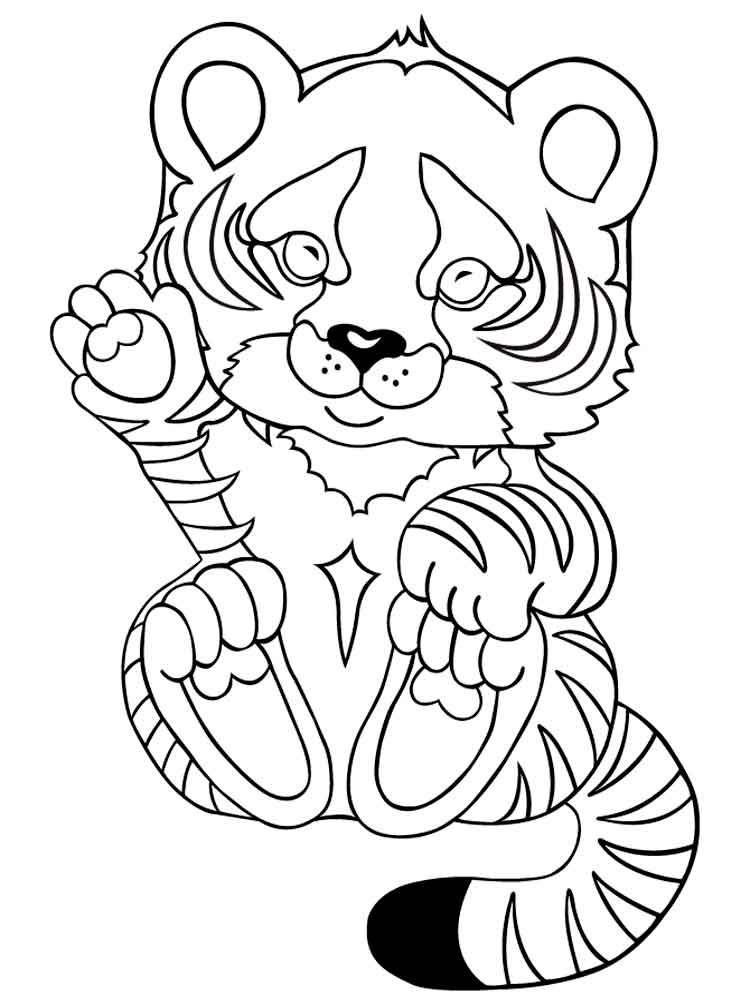 Squirrel Monkey Page Coloring Pages