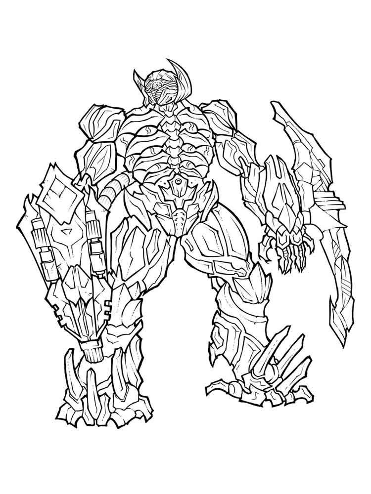 Autobot coloring pages. Free Printable Autobot coloring pages.