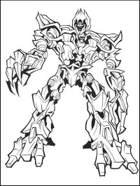 Decepticon coloring pages. Free Printable Decepticon