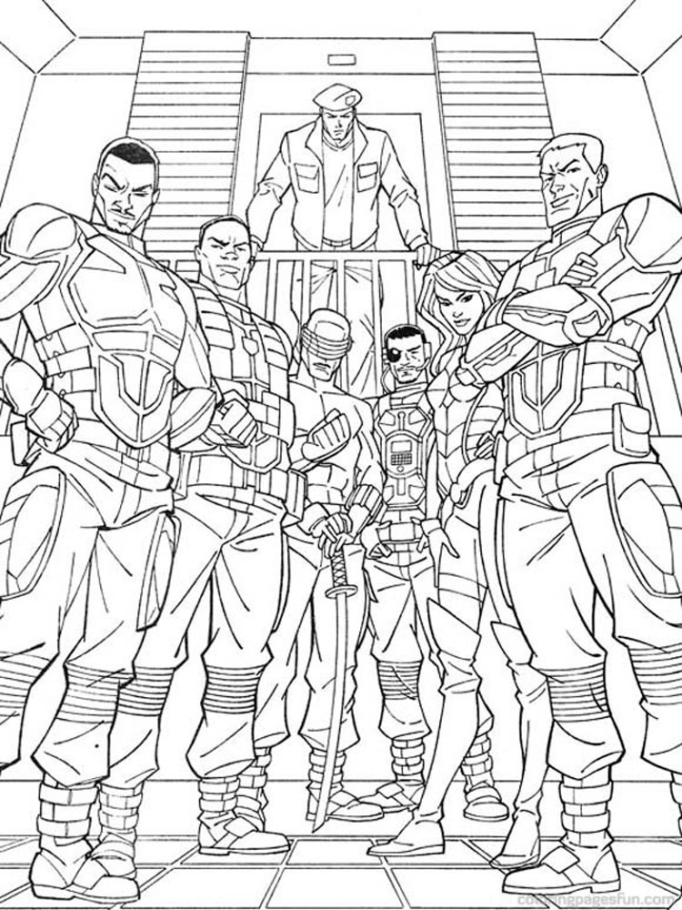 gi joe coloring pages. free printable gi joe coloring pages.