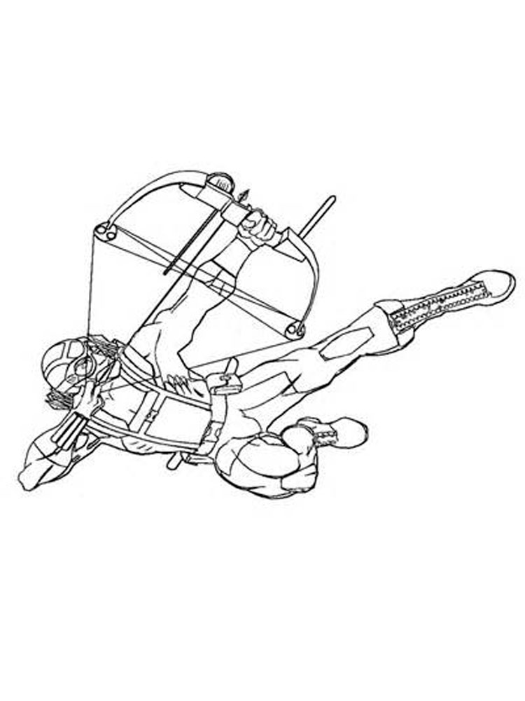 Hawkeye Coloring Pages Coloring Pages To Print Iowa