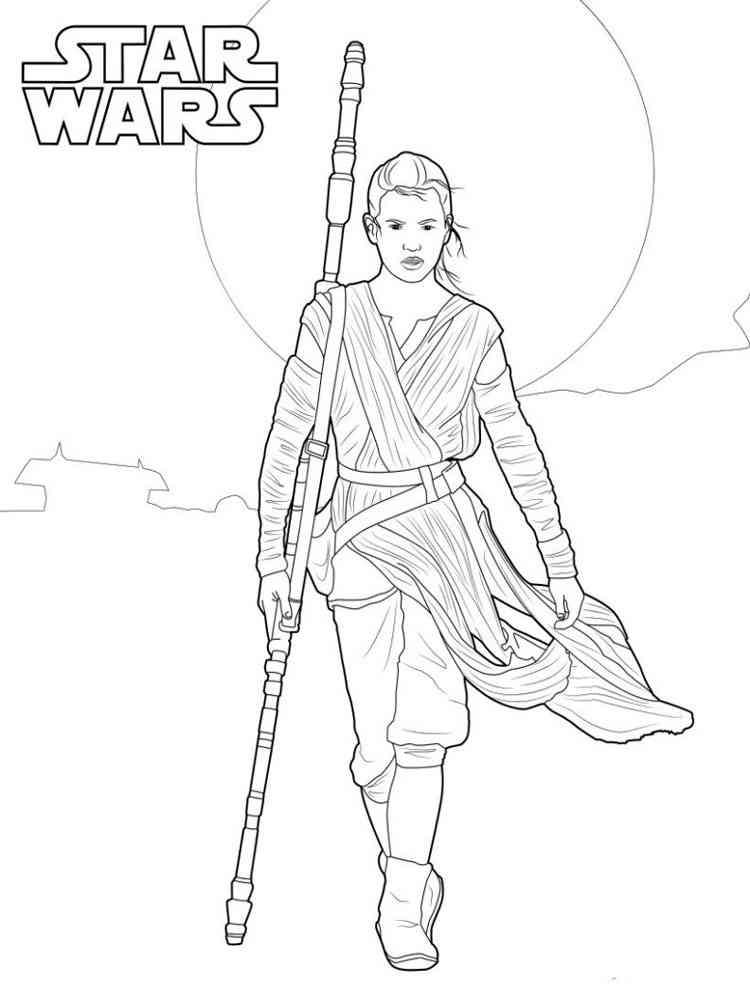 Luke Skywalker coloring pages. Free Printable Luke