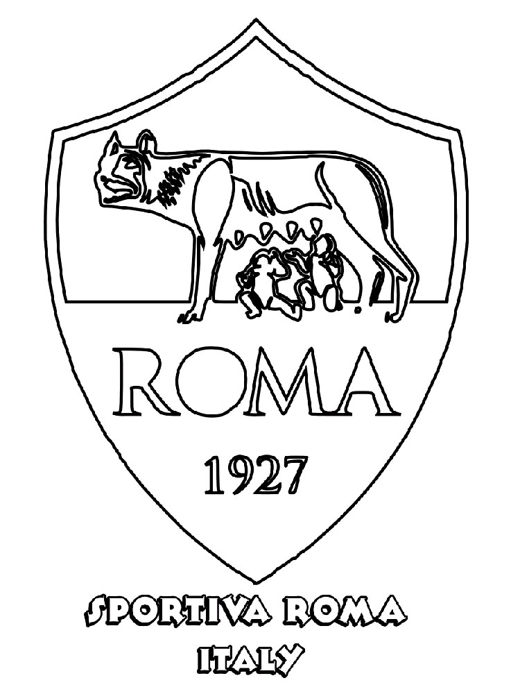 Portugal Soccer Logo Coloring Pages Coloring Pages