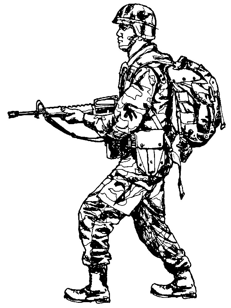 Soldier coloring pages. Free Printable Soldier coloring pages.