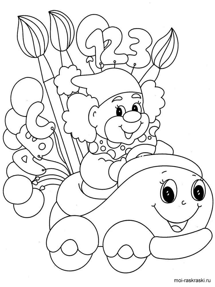 Coloring Pages For 9 Year Olds Girls Printable