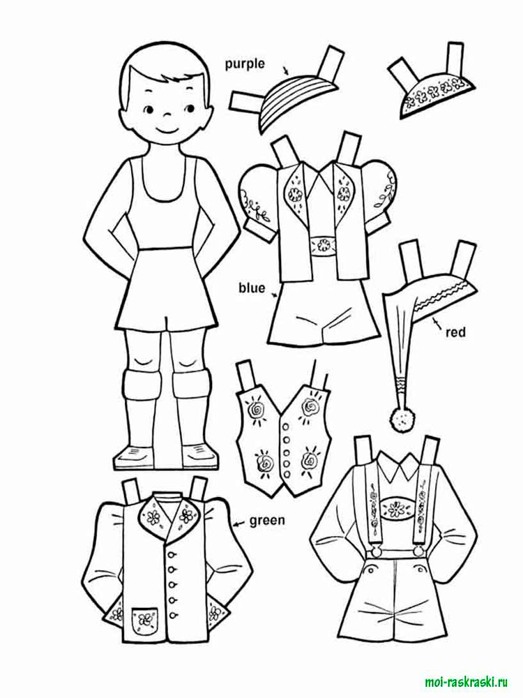 Dolls coloring pages. Free Printable Dolls coloring pages.