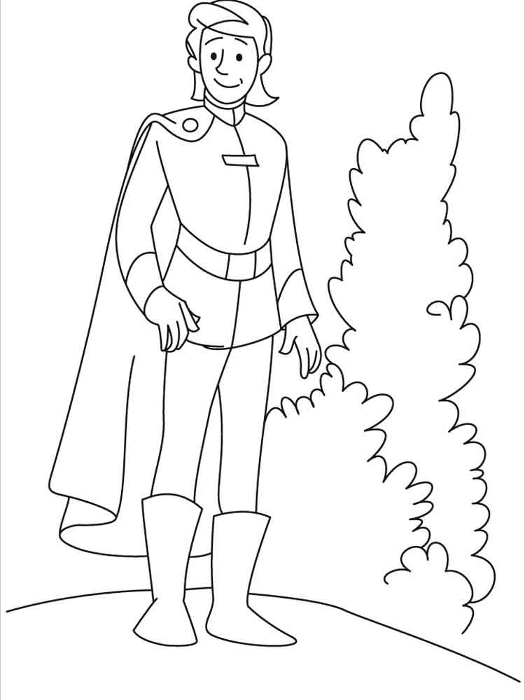 Prince coloring pages. Free Printable Prince coloring pages.