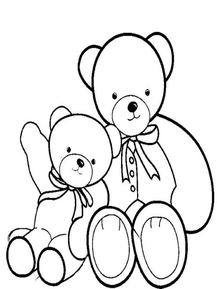 Masha And The Bear Coloring Pages Download