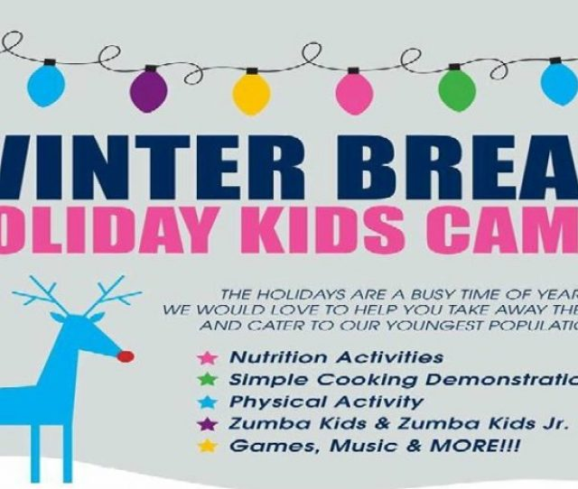 Winter Break Holiday Kids Camp