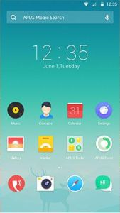 APUS Launcher for Google Android