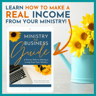 Ministry to Business Promo Image