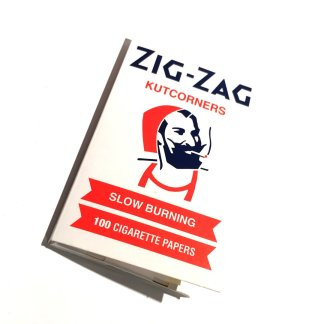 Zig Zag White Cigarette Rolling Papers