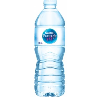 Nestle Pure Life 500 mL Spring Water