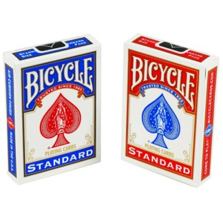Bicycle Playing Cards: Standard Poker Cards