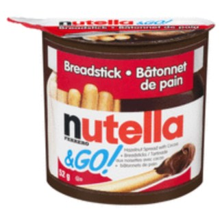 Nutella  & Go! Hazelnut Spread 52g