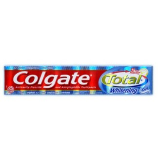 Colgate Total Toothpaste – Whitening 60 ml