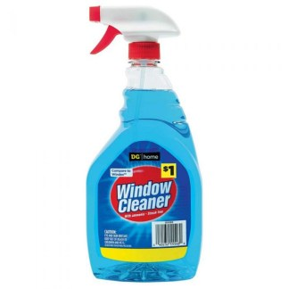 Sparkle And Shine Glass Cleaner