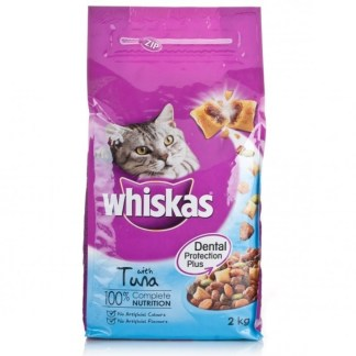 Whiskas Real Salmon Adult Cat Food