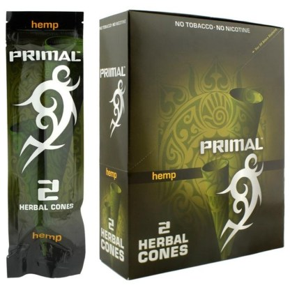 Primal Hemp Herbal Cones