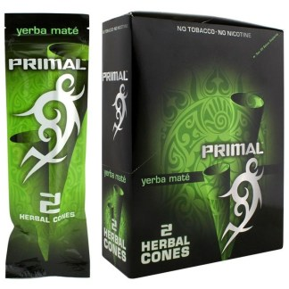 Primal Natural Herbal Cones