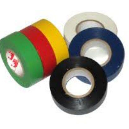 Pro Flex Color Electrical Tape Pack Of 4