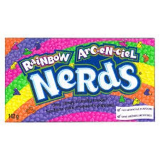 Rainbow Nerds 142 Gram