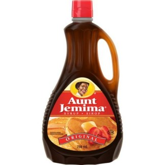 Aunt Jemima Syrup Original 750 ML