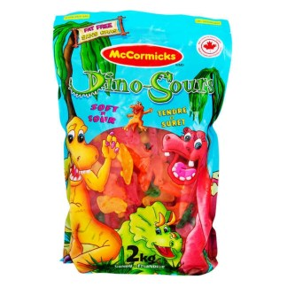 Mc Cormicks Dino Sours