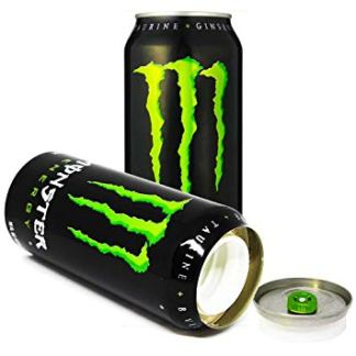 MONSTER LO-CAL ENERGY DRINK DIVERSION SAFE – 473ml