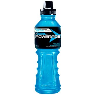 Power Ade Mixed Berry Flavor 710 ML