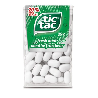 Tic Tac Fresh Mint 29g