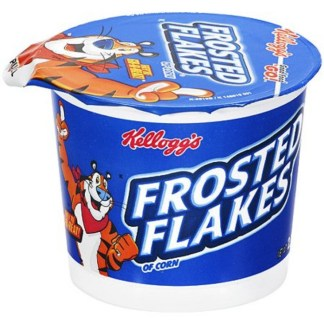 kellogg's Frosted Flakes Cereal Cup 55g