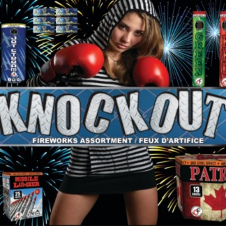 KnockOut Fireworks Assortment