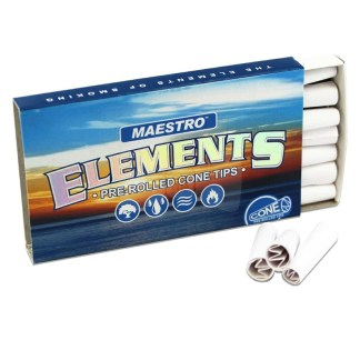 Elements Pre Rolled Maestro King Size Slim Conical Tips