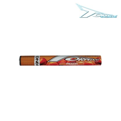 Torpedoes Peach Pre Rolled Cones King Size