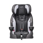 Evenflo Securekid DLX Booster Car Seat, Grayson Review
