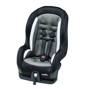 Evenflo Tribute Sport Convertible Car Seat, Maxwell Review