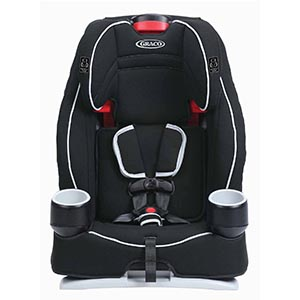Graco Atlas 65 2-in-1 Harness Booster Car Seat, Glacier Review
