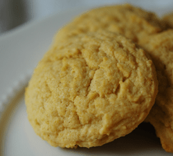 Single Pumpkin Cookie Single