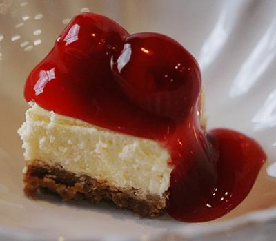 Cherry Cheesecake Cookie Bites