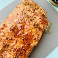 Costilla de Cerdo al horno con miel y mostaza