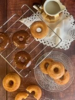 Donuts Esponjosos