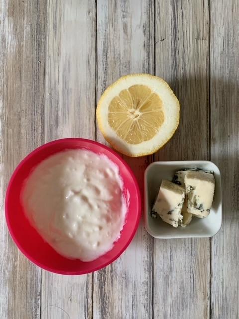 Ingredientes Crema Roquefort