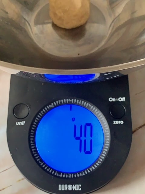 Panecillos de leche de 40 Gramos