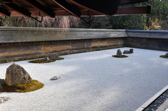 Ryoanji-Temple