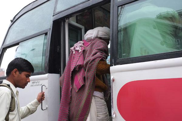 man-on-a-bus