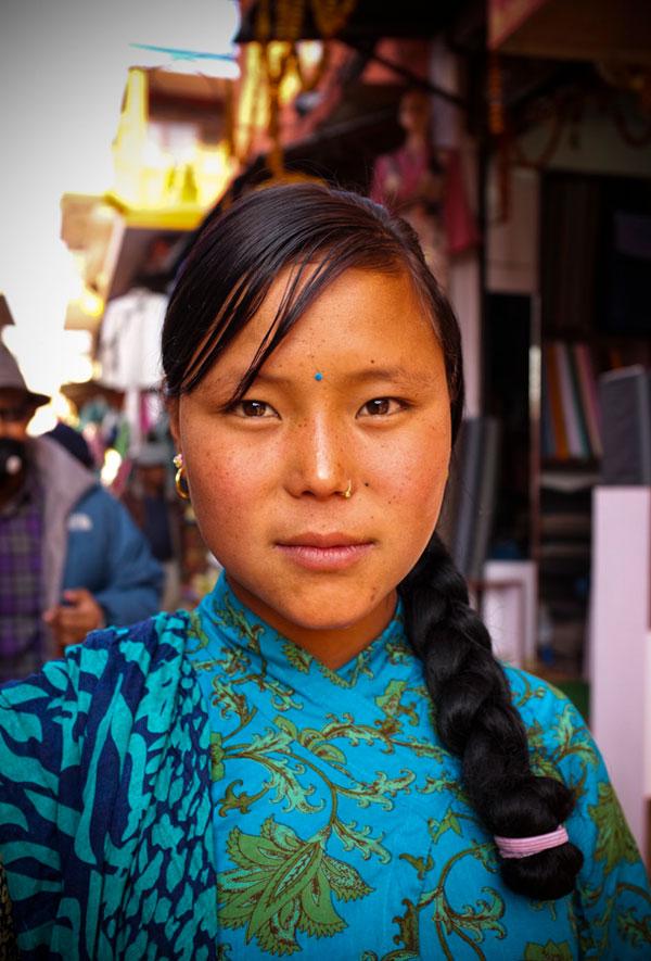 beautiful-nepalese-girl